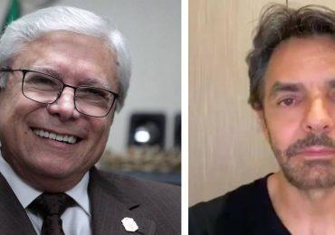 Jaime Bonilla, de Baja California, responde a Eugenio Derbez sobre el IMSS