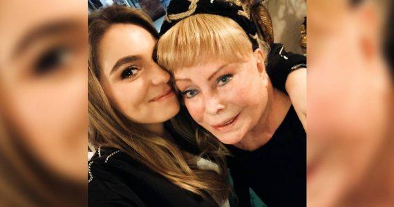Muere abuelita de Sofía castro