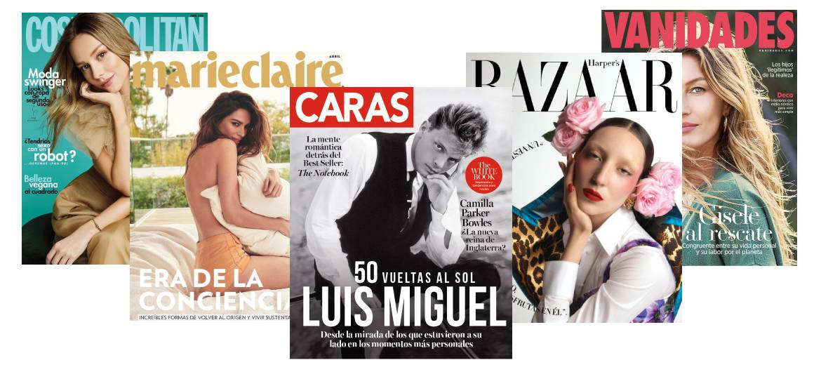 Revistas digitales gratis méxico