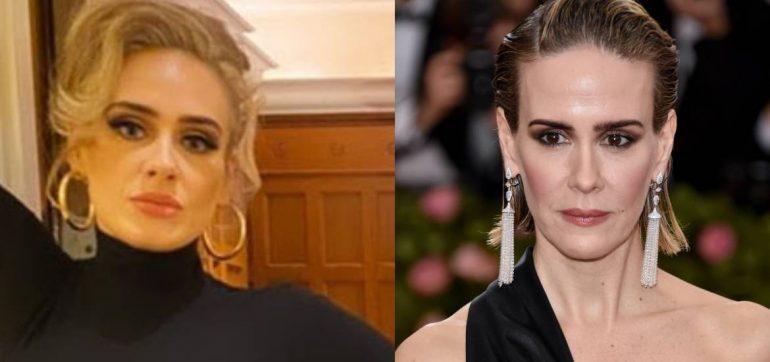 Adele se parece a Sarah Pulson
