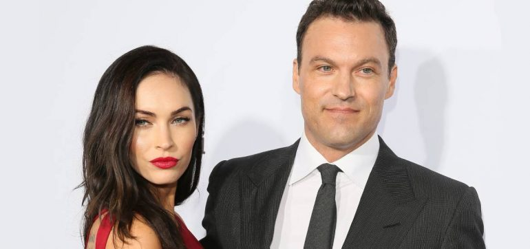 Megan Fox y Brian Austin Green se divorcian