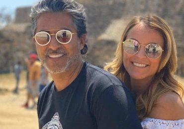Raúl Araiza ya no esconde su amor por María Amelia