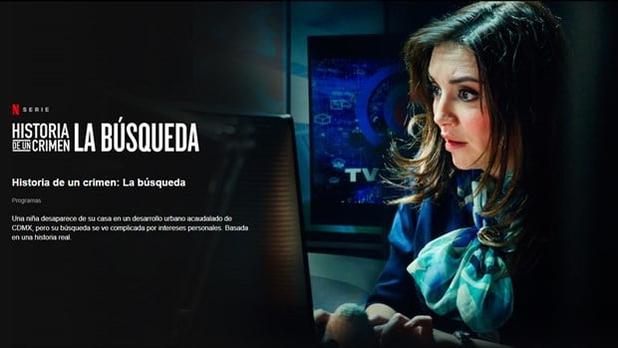 El caso de Paulette llega a Netflix