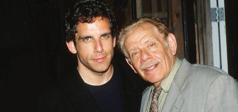 Falleció el papá de Ben Stiller