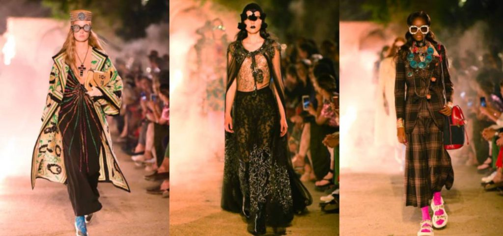 Gucci se rebela contra calendario de la semana de la moda
