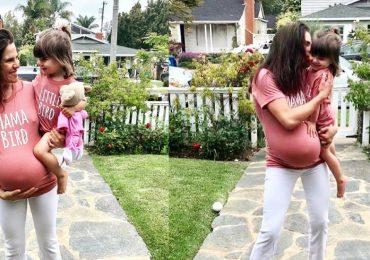 Karla Souza dio a luz a su segundo hijo