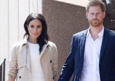 Harry y no Meghan quiso dejar la corona británica