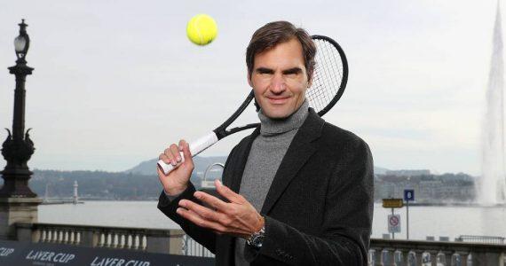 Roger Federer es el mejor pagado de deportes