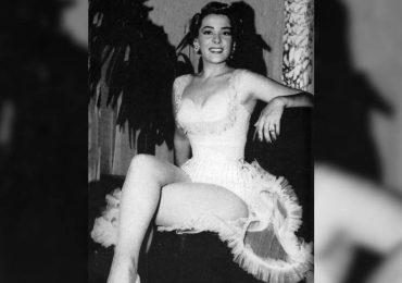 Silvia Pinal y las fotos de su desnudo