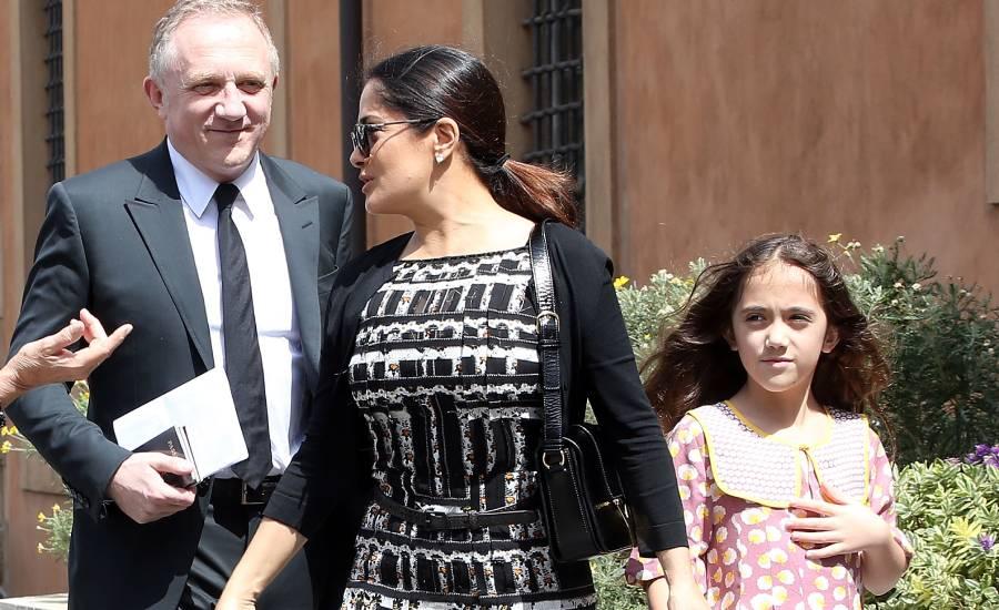 Valentina Paloma es una de las niñas más ricas del mundo