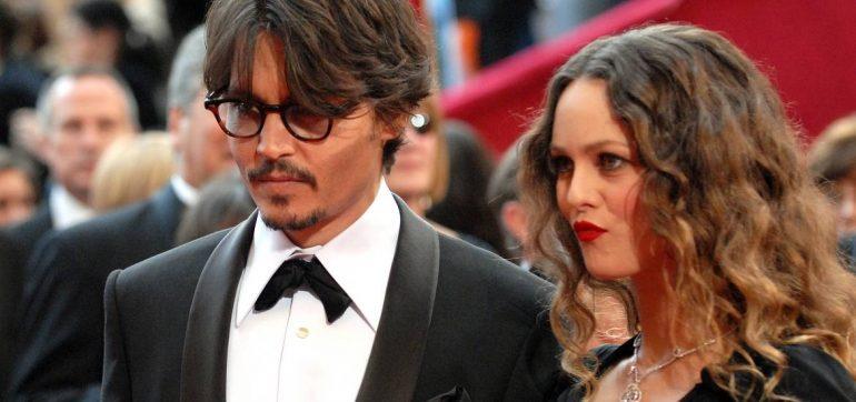 VAnessa Paradis defiende a Johnny Depp de Amber Heart
