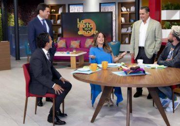 Bernardo Gómez recorre Televisa San Ángel