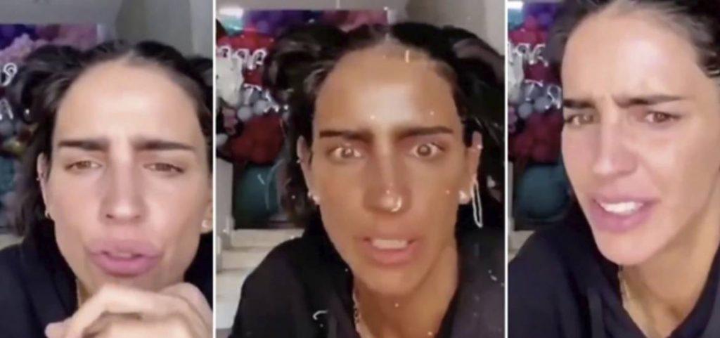 Bárbara de regil hace comentario racista