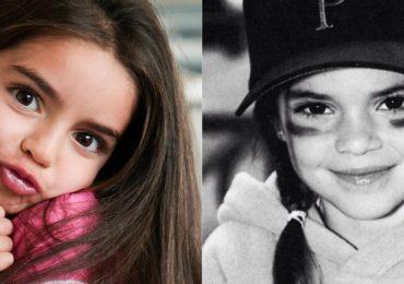 Parecido Aitana Derbez y Kendall Jenner
