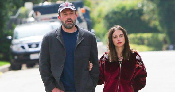 Ana de Armas Ben Affleck esperan primer bebé
