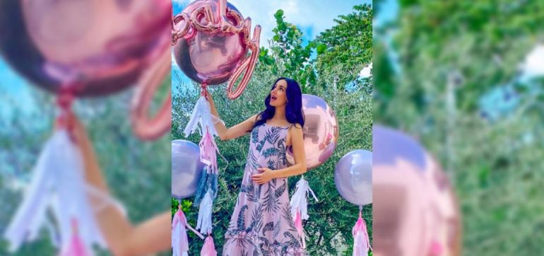 Chantal Torres revela el nombre que llevará su bebé