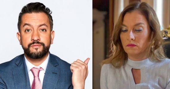 Chumel Torres se disculpa con Beatriz Gutiérrez