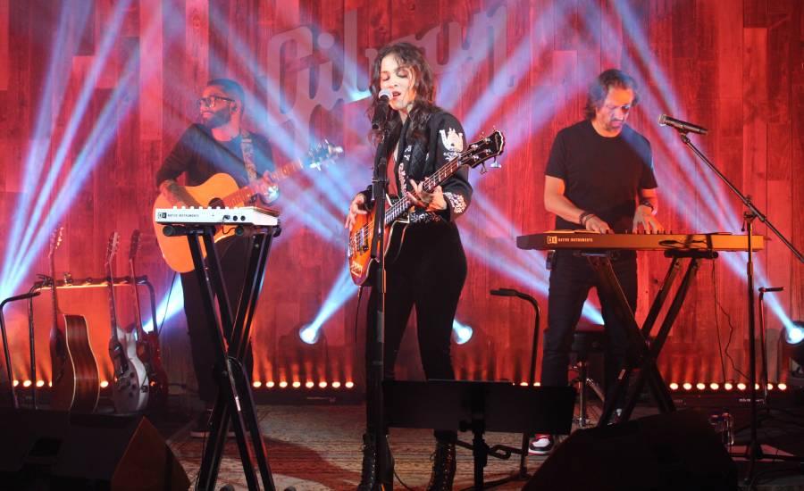 Paty Cantú y su concierto irrepetible