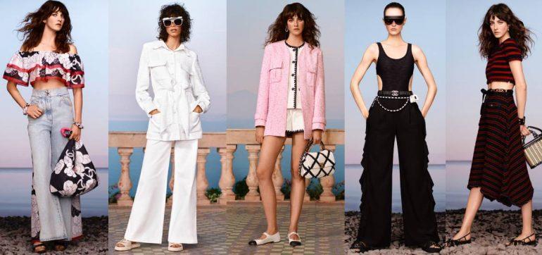 Desfile virtual de Chanel