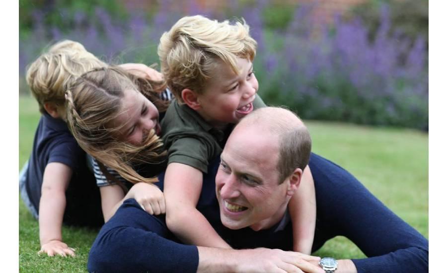 El príncipe William celebra 38 años de vida