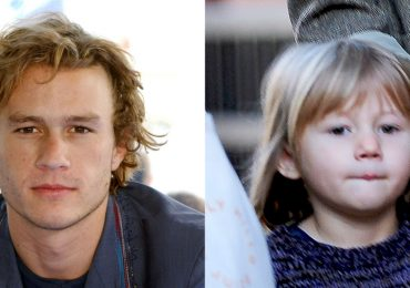 Hija heath ledger
