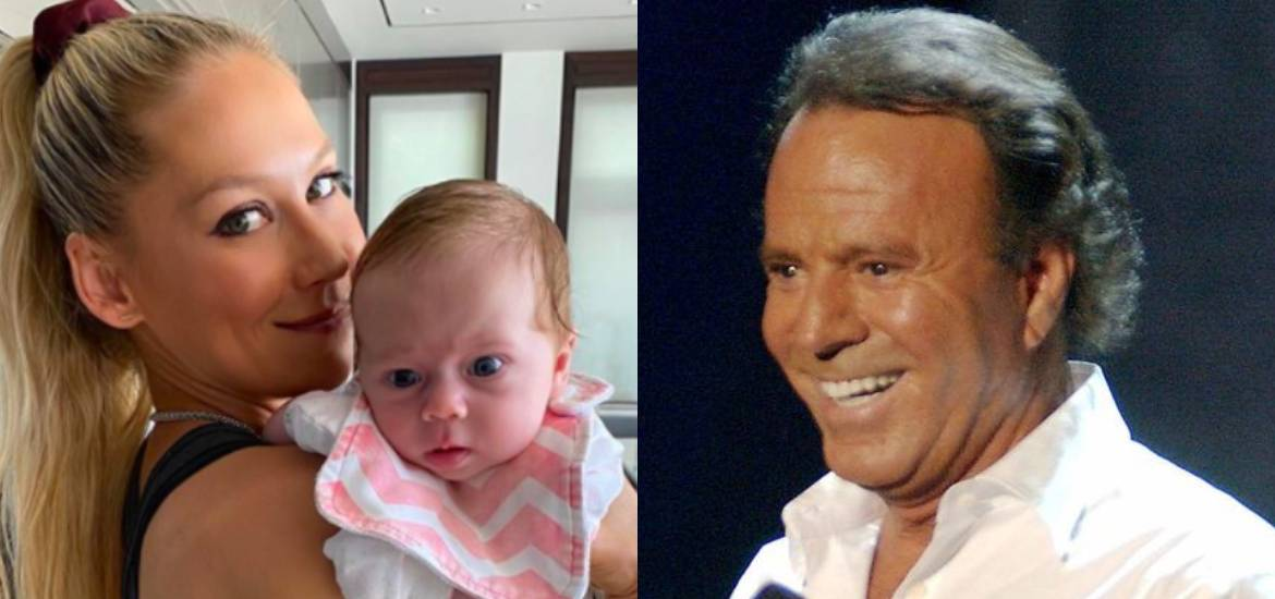 The Reason Julio Iglesias Just Met His Daughter-In-Law - Archyde