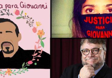 famosos exigen justicia para Giovanni
