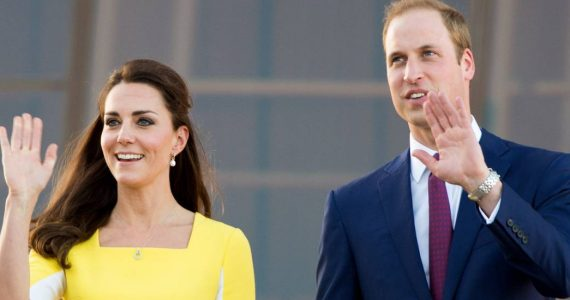 Kate Middleton rescata vestido amarillo