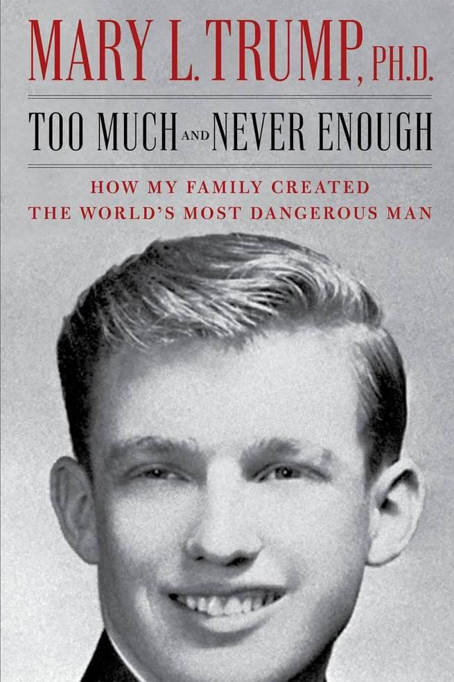 Libro sobre la familia de Donald Trump