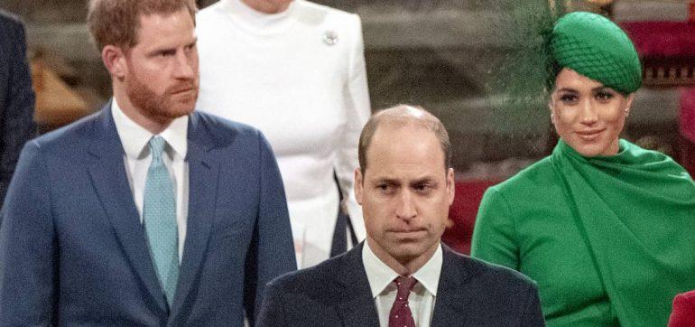 El libro de Meghan y Harry contra el príncipe William