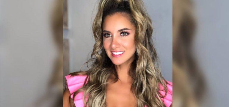 Ex miss Colombia decide amputarse el pie izquierdo