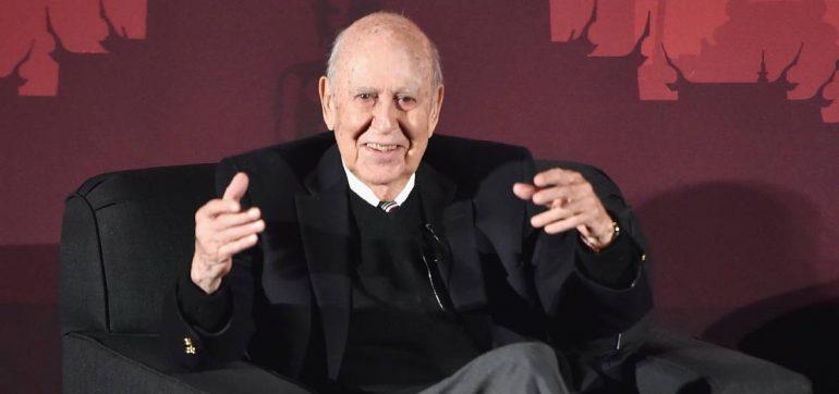 murió Carl Reiner a los 98 años