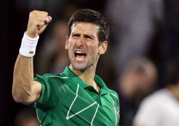 Novak Djokovic da positivo a coronavirus