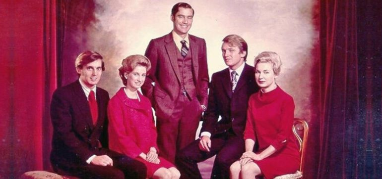 Publican libro sobre la familia de Donald Trump