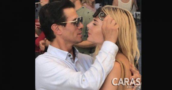 Tania Ruiz desmiente ruptura con Peña Nieto