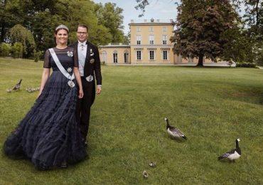 Victoria de Suecia celebra 10 años de casada
