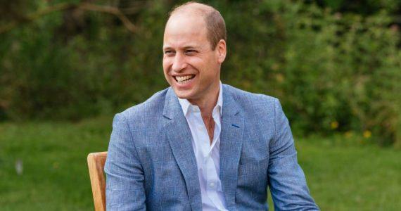 Cómo se relaja el príncipe William