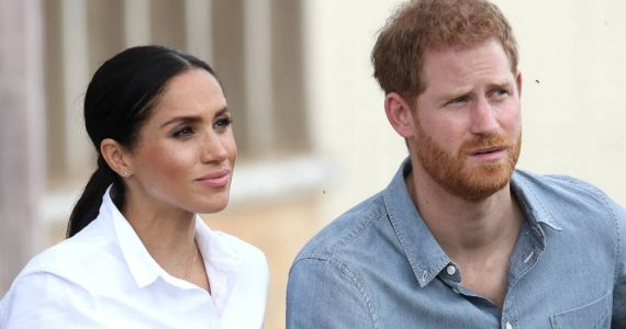 Qué ha sido de Meghan Markle y Harry