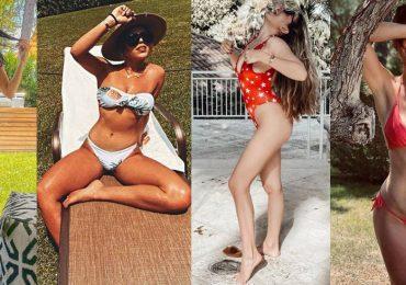 famosas en bikini verano 2020