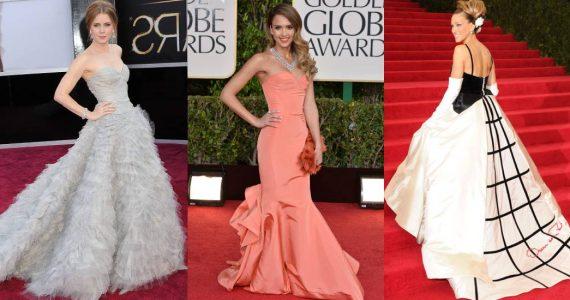 10 icónicos vestidos de Oscar de la Renta