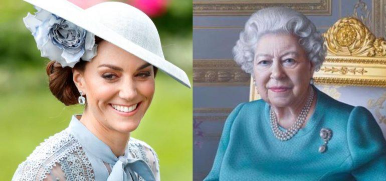 El guiño de la reina isabel en su nuevo retrato