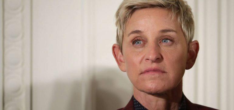 Ellen Degeneres se disculpa