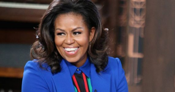 Michelle Obama estrena su nuevo podcast en Spotify