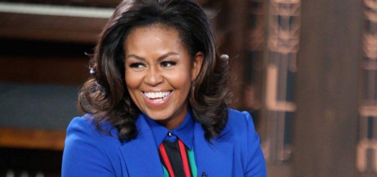 Michelle Obama estrena su nuevo podcast en Spotify