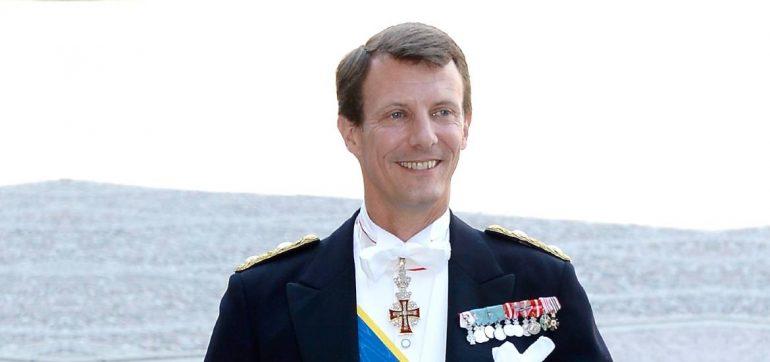 Operan de emergencia al principe Joaquín de dinamarca