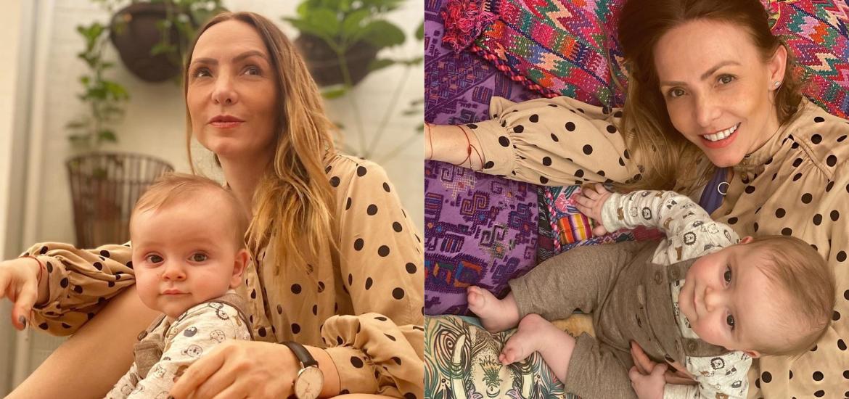 El bebé de Erika Zaba también tiene coronavirus | Revista Caras