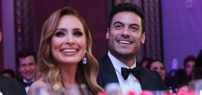 Cynthia Rodriguez y Carlos Rivera