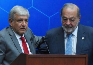 Carlos Slim cenará con Trump y AMLO