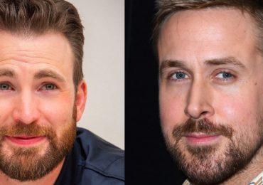 La película de Netflix protagonizarán Ryan Gosling Chris Evans