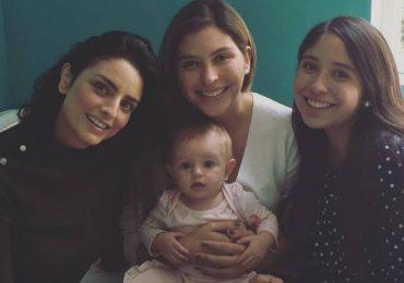 Conoce a las hermanas de Aislinn Derbez